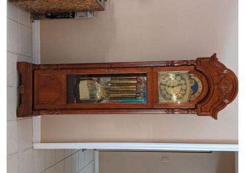 Grandfather clock Ridgeway