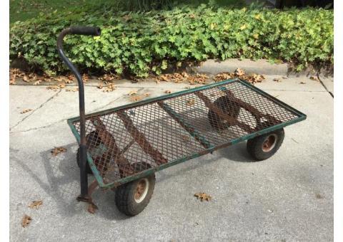 Lawn Wagon